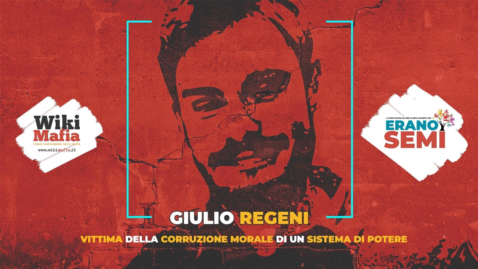 Giulio Regeni WikiMafia