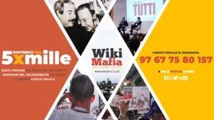 5xmille WikiMafia 2020