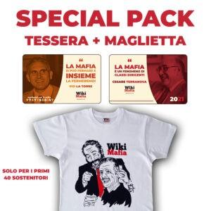 Tessera WikiMafia 2021 Special Pack