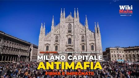 Milano Capitale Antimafia WikiMafia